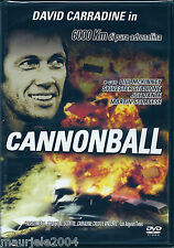 Cannonball (1976) DVD NUOVO Sylvester Stallone. Martin Scorsese. David Carradine