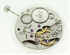 P15,17 Jewels 6498 Hand winding Mechanical Movement fit mens watch