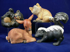 Roger Brown River S 1979 The Baby Animals Collection Figurines Set 4 2nd Series