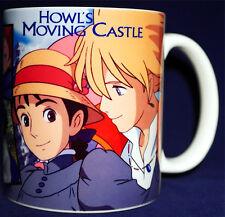 Howl's Moving Castle - Coffee Mug - Hayao Miyazaki - Studio Ghibli - totoro