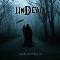 The Undead - False Prophecies [New CD]