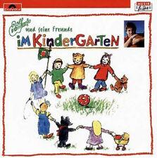 ROLF ZUCKOWSKI au jardin d'enfants 12 Enfants chansons NEUF 1xcd #l2