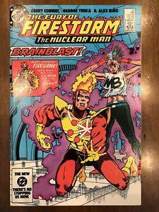 DC Comics Fury of Firestorm Issues #31-35 (1985) Killer Frost Excellent Copies