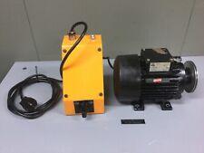 Emco Compact 8 motor met schakelunit