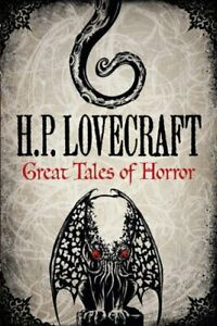 H. P. Lovecraft: Great Tales of Horror (Fall River Classics) by H. P. Lovecraft