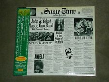 John & Yoko Plastic Ono Band Some Time In New York City Dbl CD Japan sealed