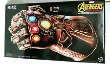 Marvel Legends Series Avengers Infinity Gauntlet Electronic Fist 2017 Hasbro NIB