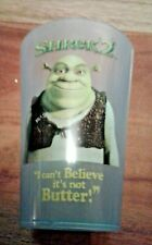 "SHREK 2 PLASTIC TUMBLE 4"" TALL - CHILDRENS"