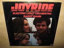 ELO Electric Light Orchestra JOYRIDE Jimmie Haskell OST Soundtrack SEALED NEW LP