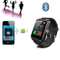 Bluetooth Touch Screen Wrist Smart Watch For Galaxy J5 J7 Motorola Moto G3  HTC