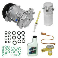 New A/C Compressor Kit With Clutch With Rear AC KT 4210