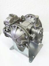 Sandpiper SB25 Doppelmembranpumpe Edelstahl  stainless Diaphragm Pump 70304.1