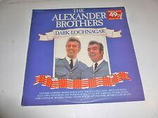 The Alexander Brothers - Dark Lochnagar - 1972 UK 12-track vinyl LP