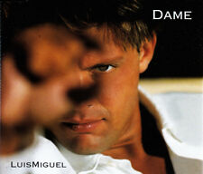 LUIS MIGUEL - DAME CD SINGLE 1 TRACK 1996 VERY GOOD CONDITION