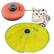 Cats Meow Undercover Fabric Moving Mouse Cat's Toy Cat Play kitty cat funny toy