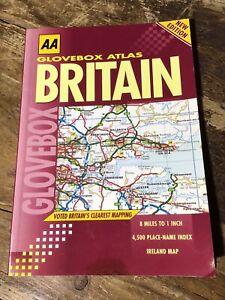 Aa Gearbox Atlas Britain 2000