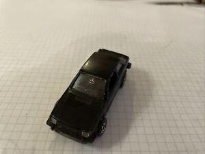 alter rarer Hot Wheels France Ford Escort XR3 schwarz 1982 vintage 1:64