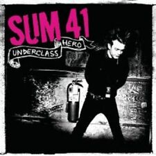 Sum 41 - Underclass Hero [New CD] UK - Import