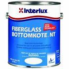 Interlux Fiberglass Bottomkote Nt Antifouling Paint Black 1 Gallon Boat Marine