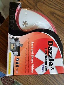 Dazzle DVD Recorder Plus Video Movies Pinnacle Studio 12 Video Capture YouTube