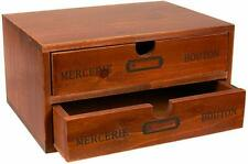 Wooden Storage Drawers Chic French Design