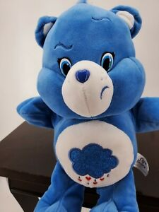 Care Bears Sing A Long Grumpy Plush Interactive Sings Talks Dances Blue 2015