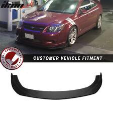 IKON Style Universal Front Bumper Lip Splitter Unpainted - PP