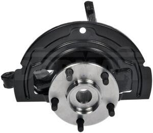 Wheel Bearing  Hub Knuckle Assembly Left For Nissan Altima 2002-06 Base S SL
