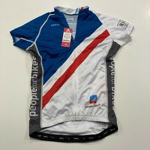 Primal Cycling Jersey Women's Evo Race Jersey Size Small People For Bikes
