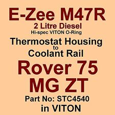Low Price!!  M47R Thermostat to Coolant Rail VITON O-Ring Rover 75 MG ZT DIESEL