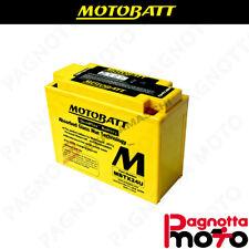 BATTERIE PRÉCHARGÉ MOTOBATT MBTX24U SUZUKI GV INTRUDER GC 1400 <1992