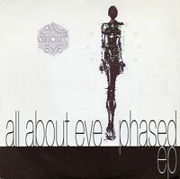 ALL ABOUT EVE - PHASED EP. (UK, 1992, MCA, MCS 1688, 33.1/3 RPM)