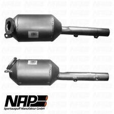 Nap DPF RENAULT SCENIC 1.9DCI Particle Filter F9Q803; f9q804 Engines