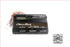 Coleman Mach | 6535-3442| RV Digital Wall Thermostat Two Stage; Heat Pump/Gas