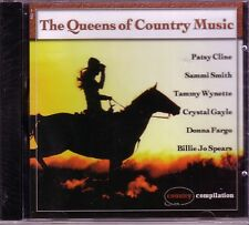Queens Of Country CD Classic 70s DONNA FARGO CONNIE SMITH KITTY WELLS