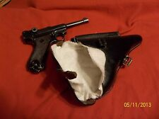 WWI WWII German Luger P08 Parabellum 9mm Gun Sock Holster Liner Protective Sleev
