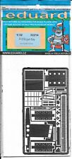 Eduard P-51D Mustang Photo Etch Gun Bay Details in 1/32 214 For Trumpeter ST