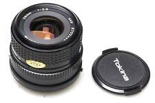 Tokina 28mm f2.8 F. Canon FD