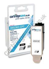 Cartridgesave 3952363-CPT per Kodak 30XL-C110, C310, C315 ecc * nero Nuovo di Zecca *