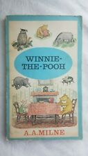 A A Milne - Winnie the Pooh - P/B 1966 Published - Vintage