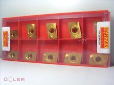 10X Sandvik R390-180612H-ML 2040 Inserti per Tornitura Inserti Metallo Duro