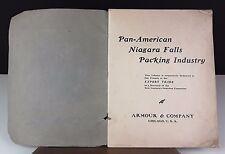 PAN-AMERICAN EXPOSITION 1901. BUFFALO N. Y. USA. EDIT. ARMOUR Y COMPANY.