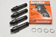 Jeep Willys M38A1 Autolite 2245 shielded Spark Plug Ford Mutt M151A1 M151A2