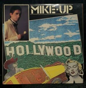 "Mike Up:Hollywood 12"" Italo Disco"