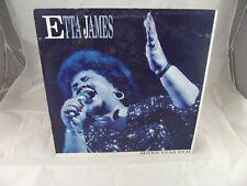 Etta James Seven year Itch Vinyl Original Oz Press 1988