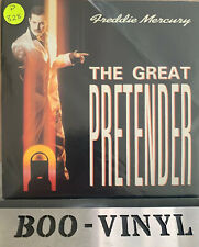 "FREDDIE MERCURY ""The Great Pretender"" 1987 original UK 7"" vinyl Single  PS EX+"