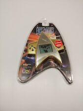 Star Trek First Contact Portable video Game Vintage Sealed T1