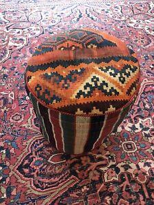 Handmade Pouffe / Footstall