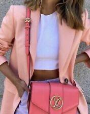 Zara Peach Blazer  Size M Sold Out