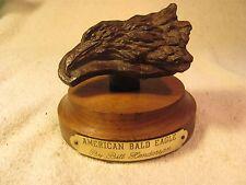 """Bill Henderson Bronze """"American Bald Eagle"""""""